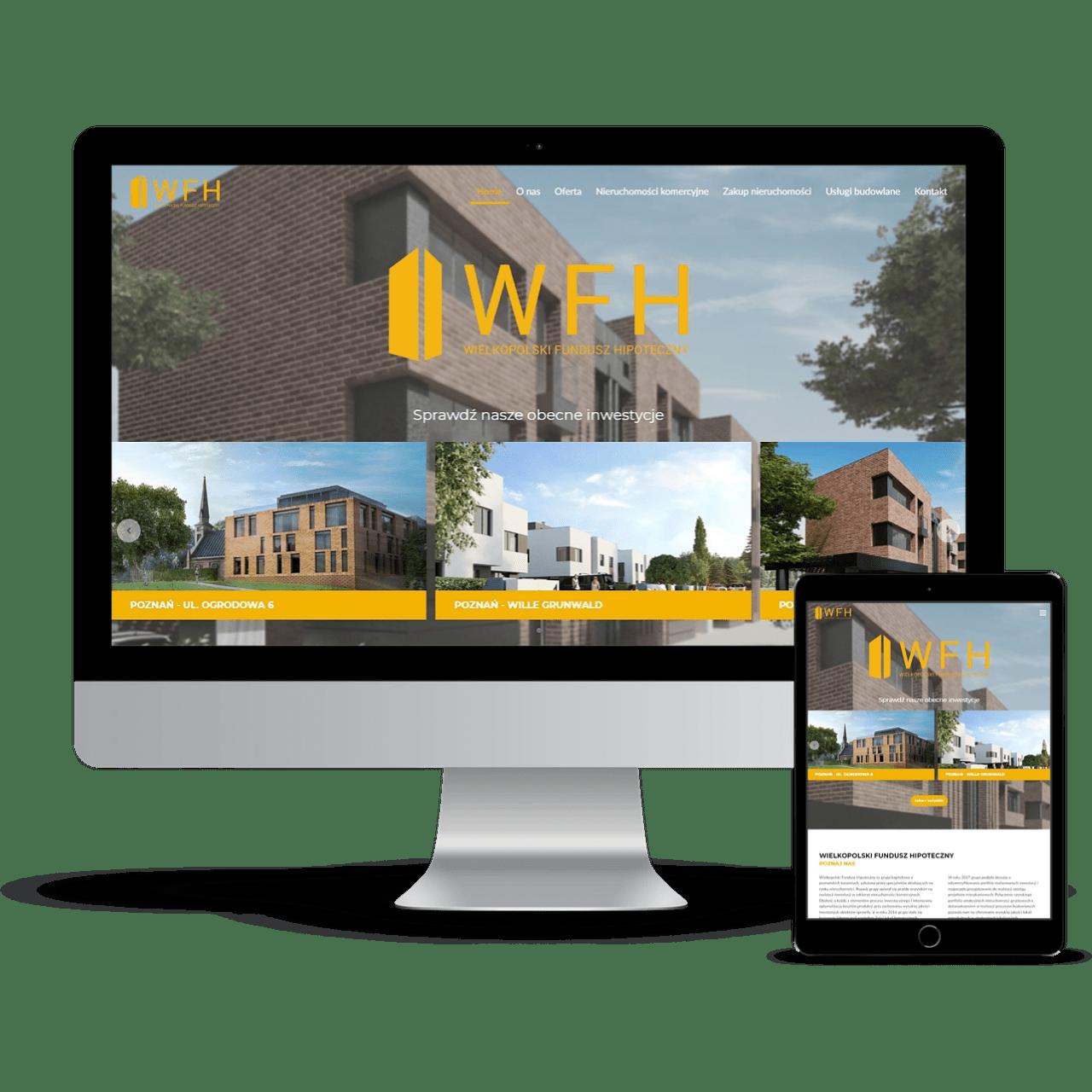 WFH website
