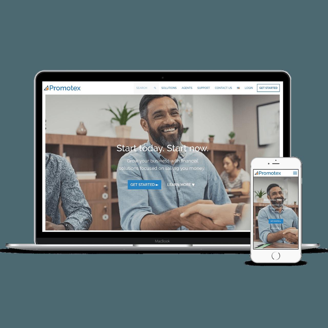 Promotex.com website
